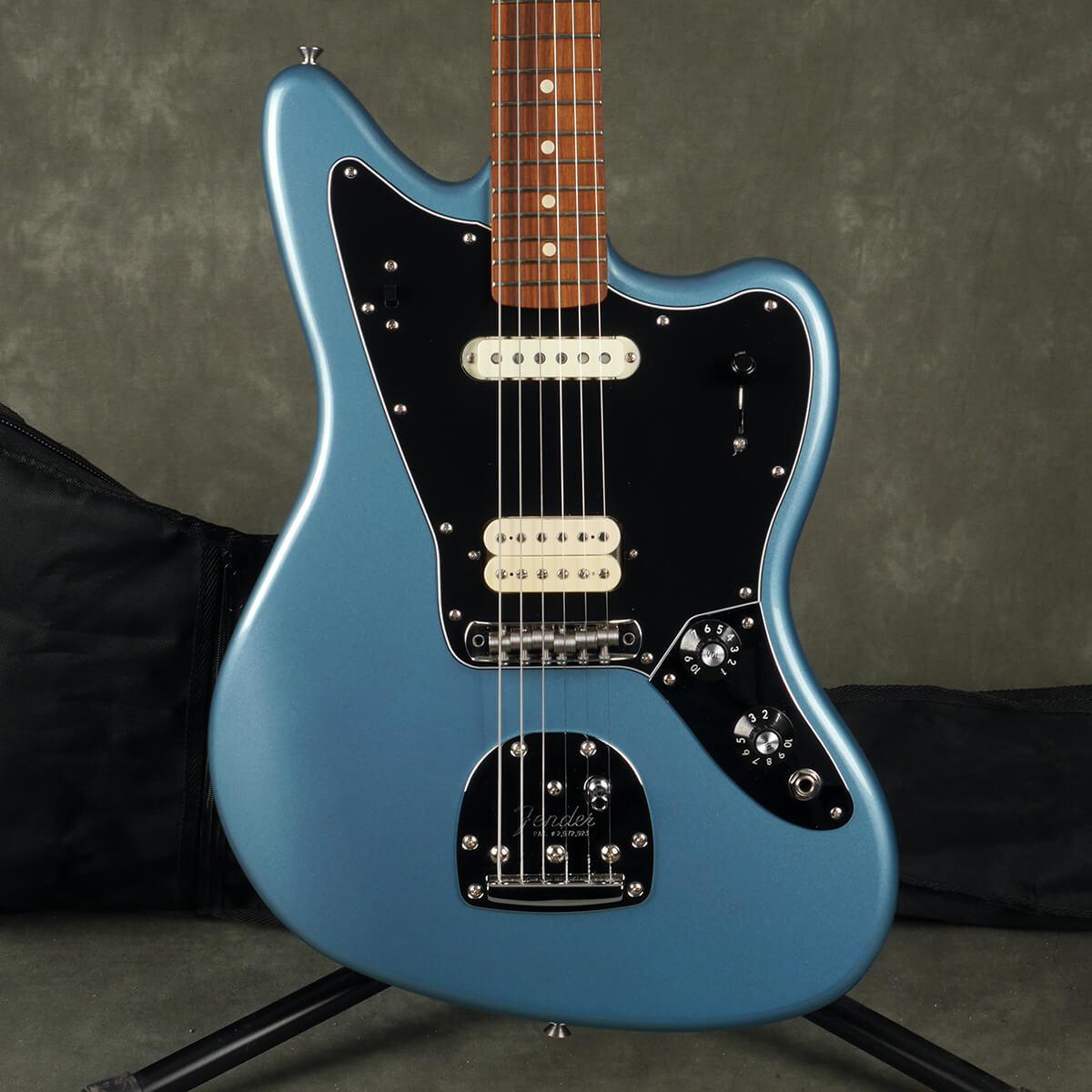 Fender Player Series Jaguar - Tidepool w/Gig Bag - 2nd Hand
