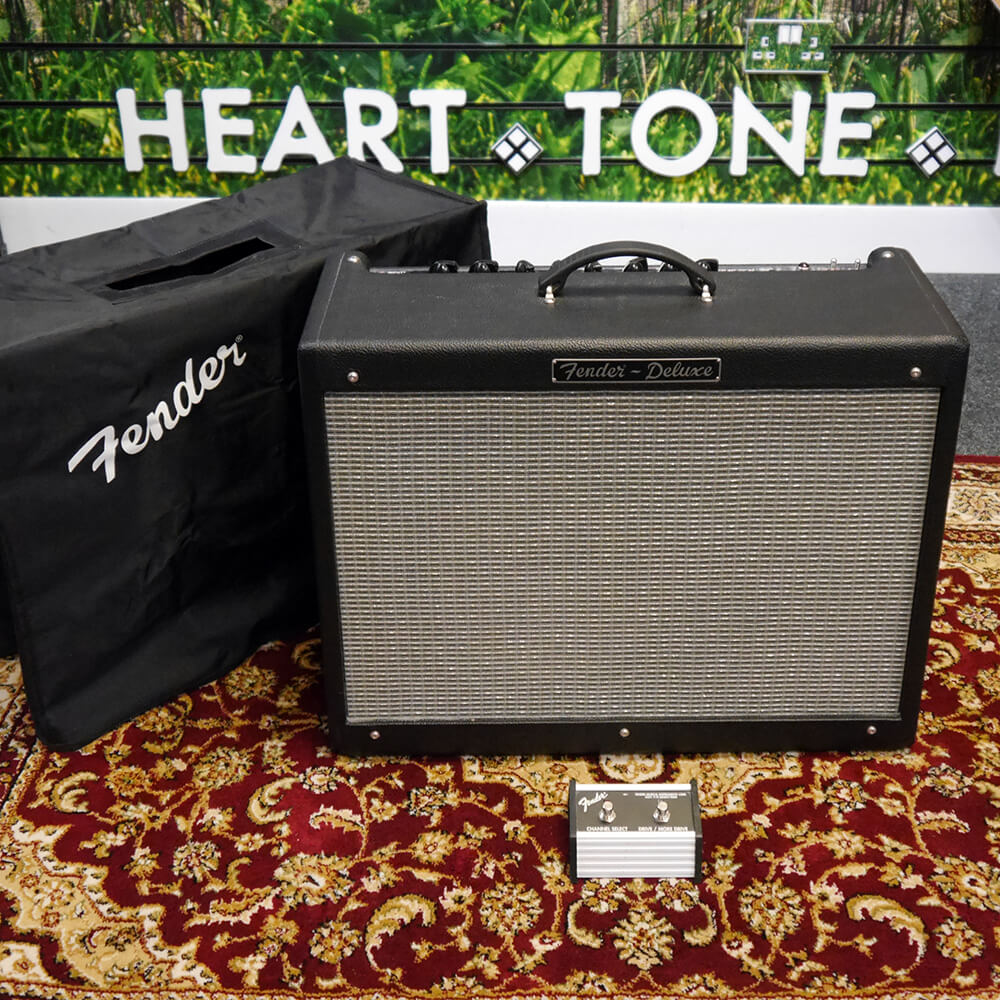 Fender Hot Rod Deluxe Combo Amplifier w/Cover - 2nd Hand **COLLECTION ONLY**