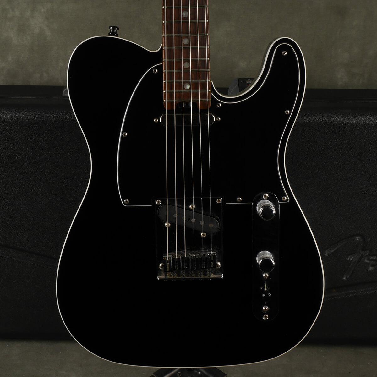 Fender American Elite Telecaster - Black w/Hard Case - 2nd Hand