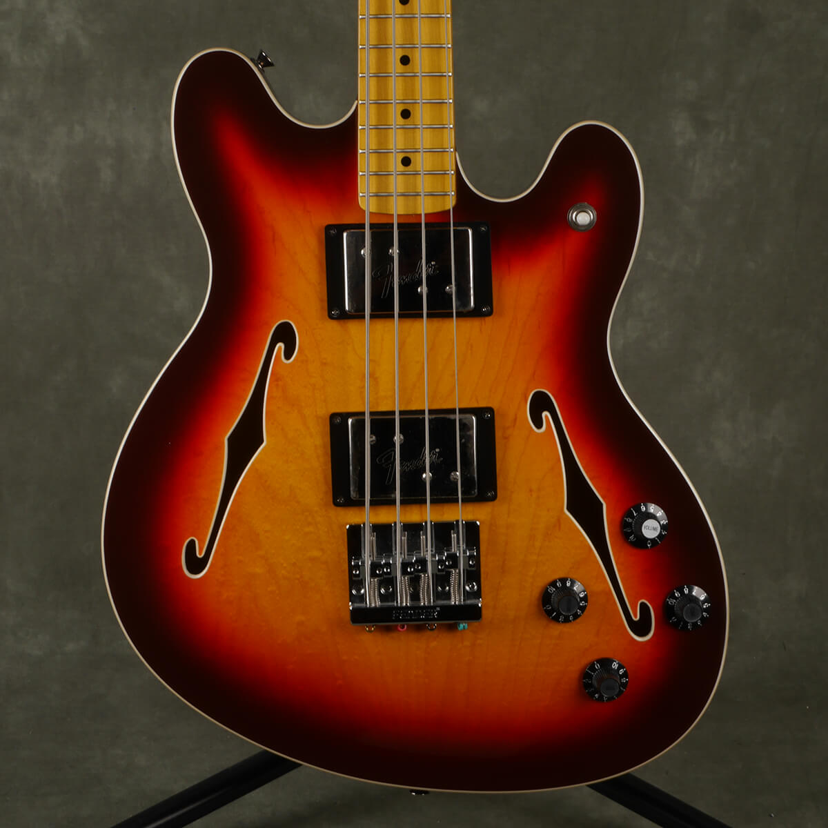 Fender Starcaster Bass Guitar - Sunburst - 2nd Hand