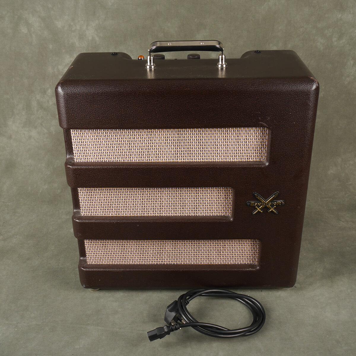 Fender Excelsior Valve Combo Amplifier - 2nd Hand