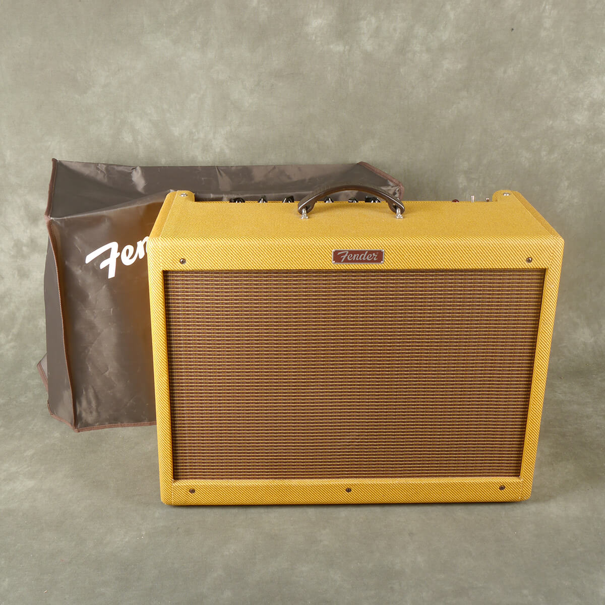 Fender Blues Deluxe Reissue Valve Amp w/Cover - 2nd Hand **COLLECTION ONLY**