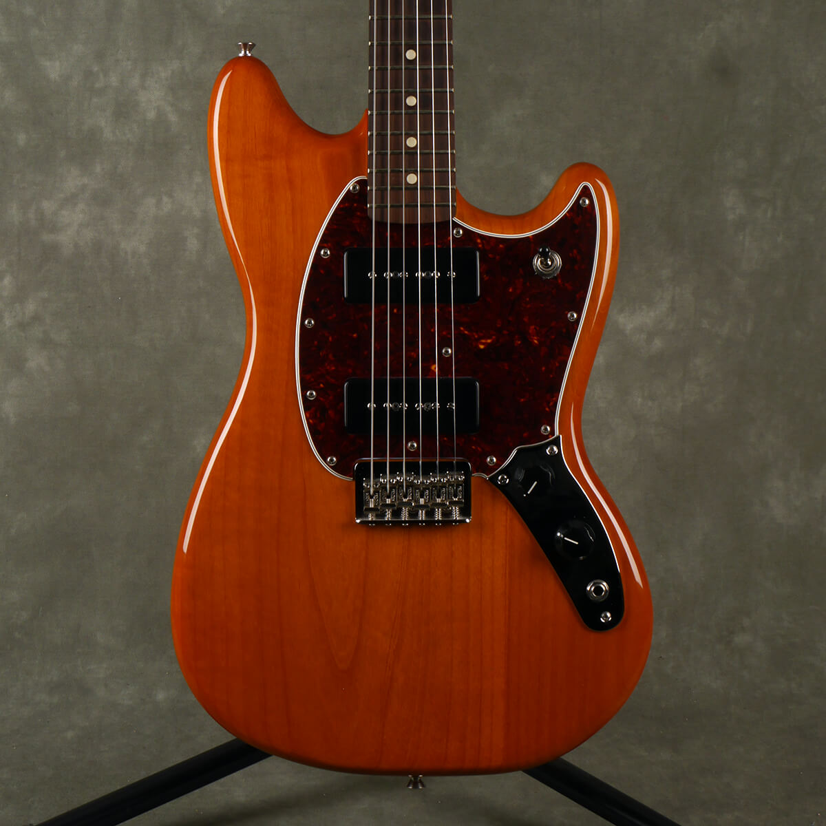 Fender Player Mustang P90 - Aged Natural - 2nd Hand