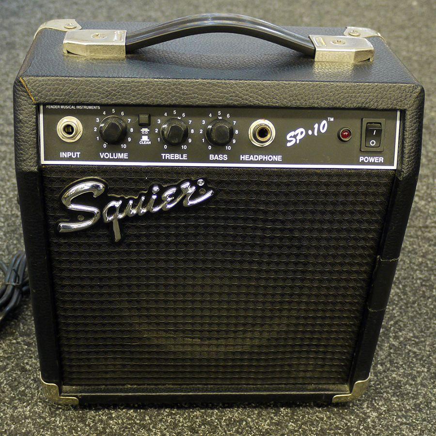 squier sp 10 guitar amp 2nd hand rich tone music. Black Bedroom Furniture Sets. Home Design Ideas