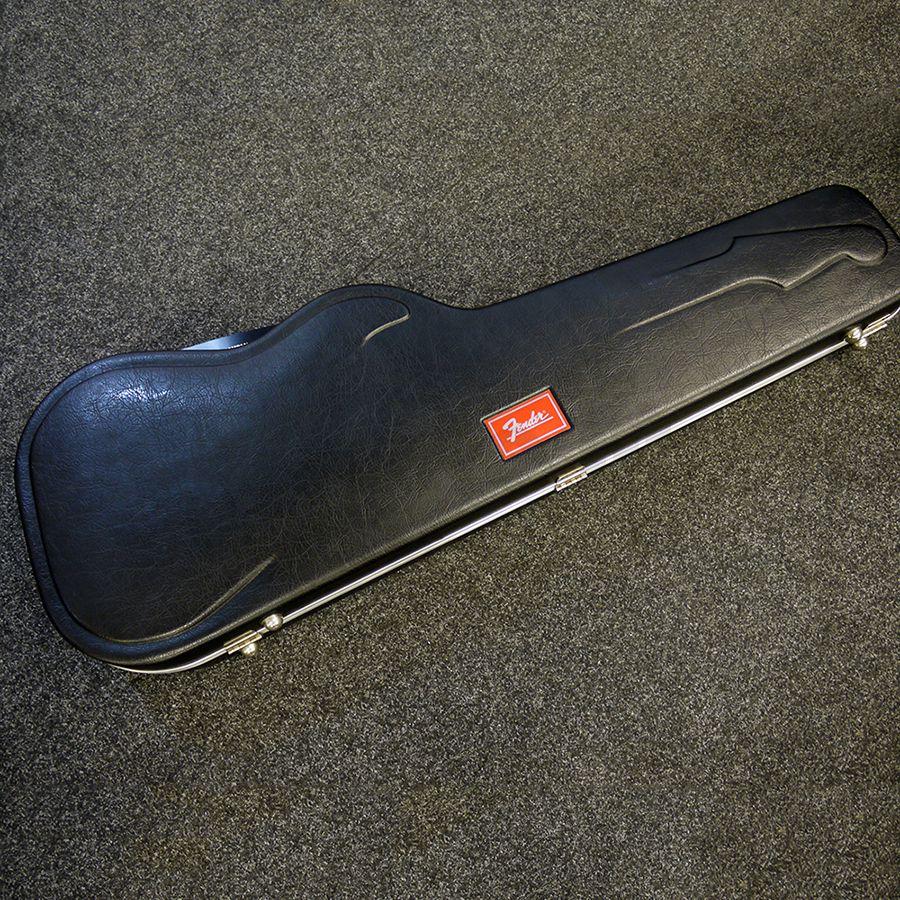 fender red label strat tele hard case 2nd hand rich tone music. Black Bedroom Furniture Sets. Home Design Ideas