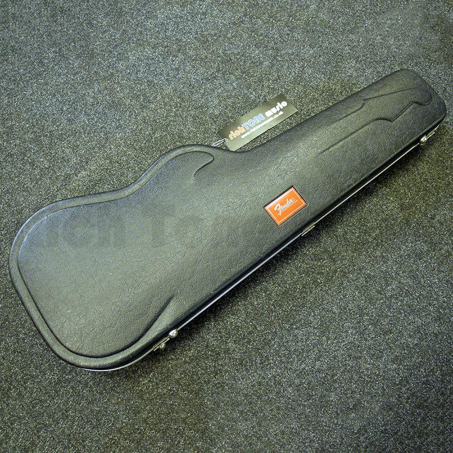 fender red label stratocaster telecaster hard case 2nd hand rich tone music. Black Bedroom Furniture Sets. Home Design Ideas