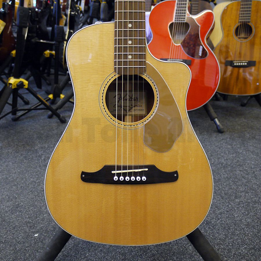 fender sonoran sce electro acoustic natural 2nd hand rich tone music. Black Bedroom Furniture Sets. Home Design Ideas
