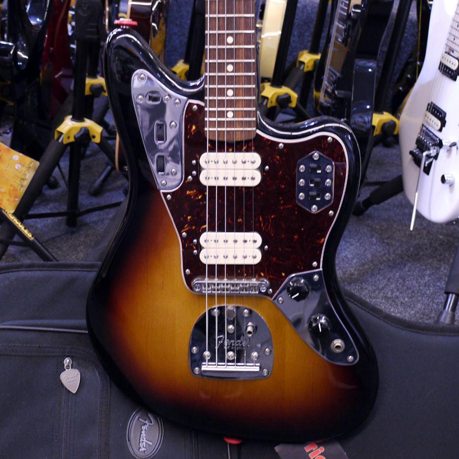 Fender Classic Player Jaguar Special HH - Sunburst w/ Gig Bag - 2nd Hand