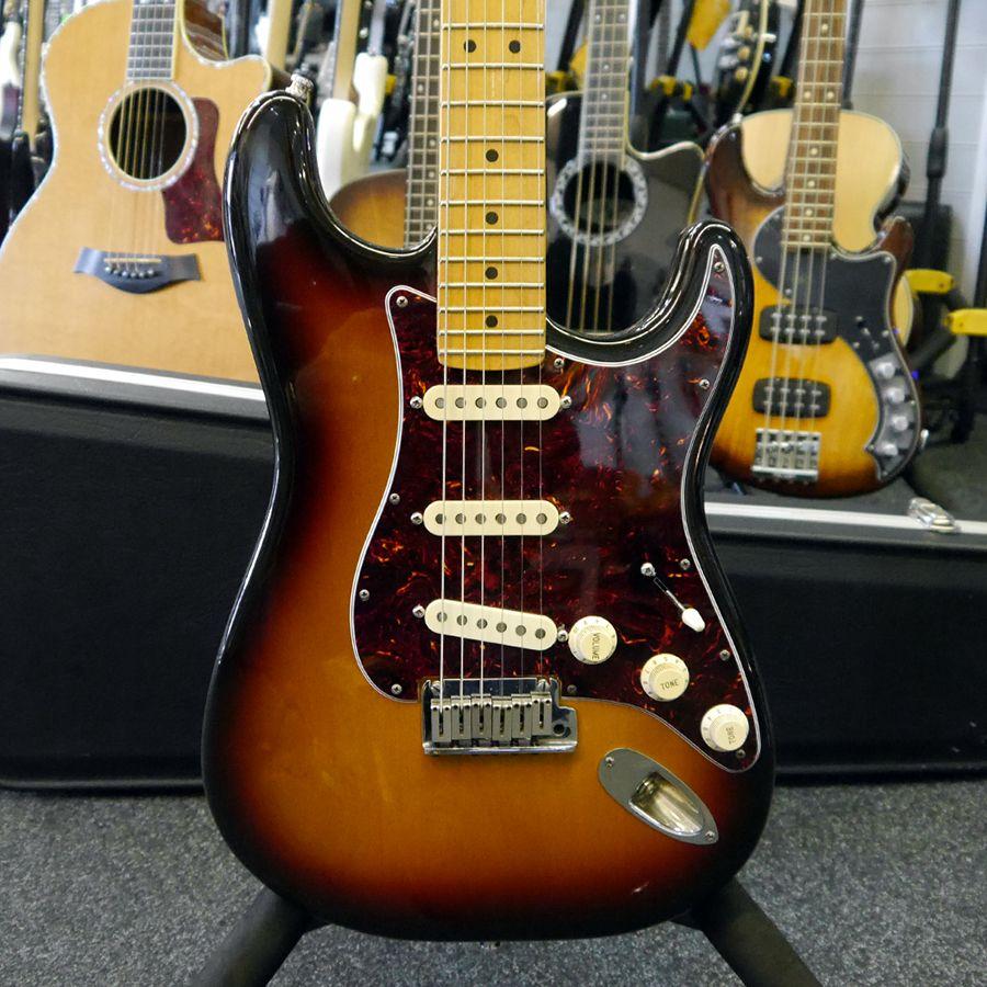 Fender Jaguar Sweetwater: Fender 1987 American Standard Stratocaster, TBX Tone