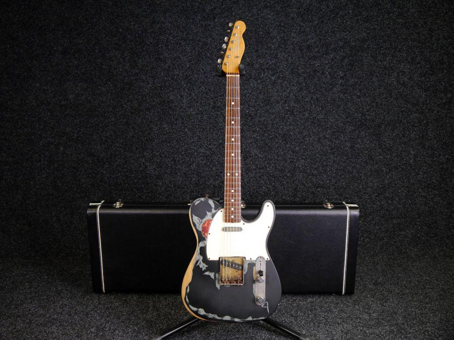 Fender Ltd Joe Strummer Telecaster Road Worn W Case