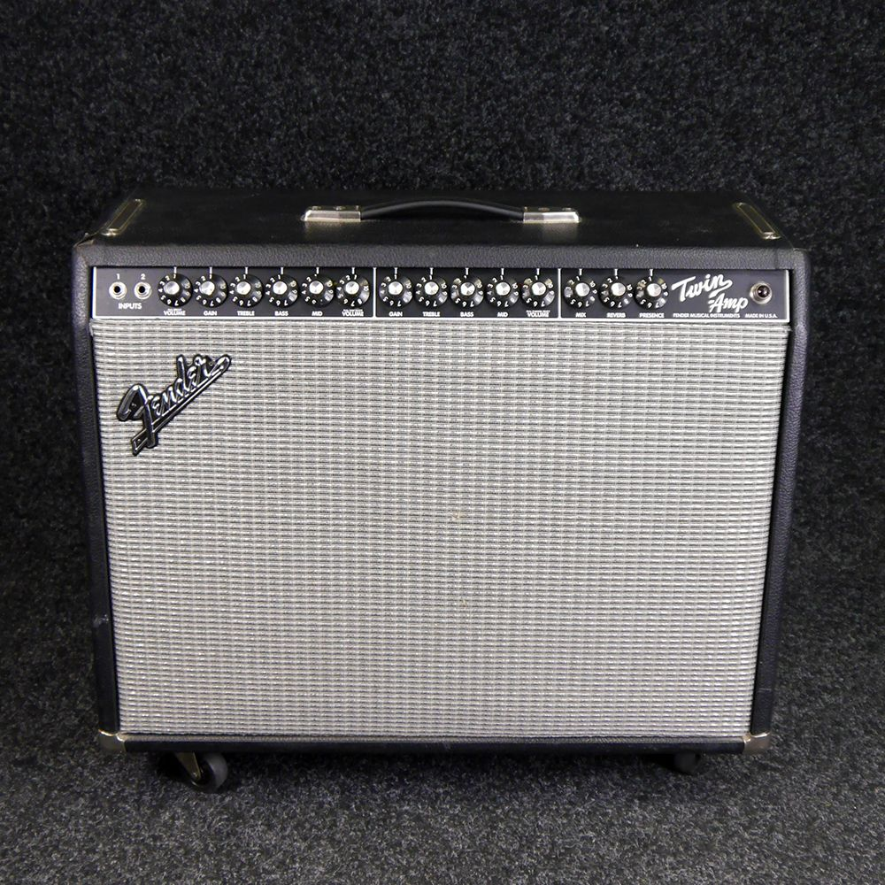Fender Twin Combo Amp **COLLECTION ONLY** - 2nd Hand