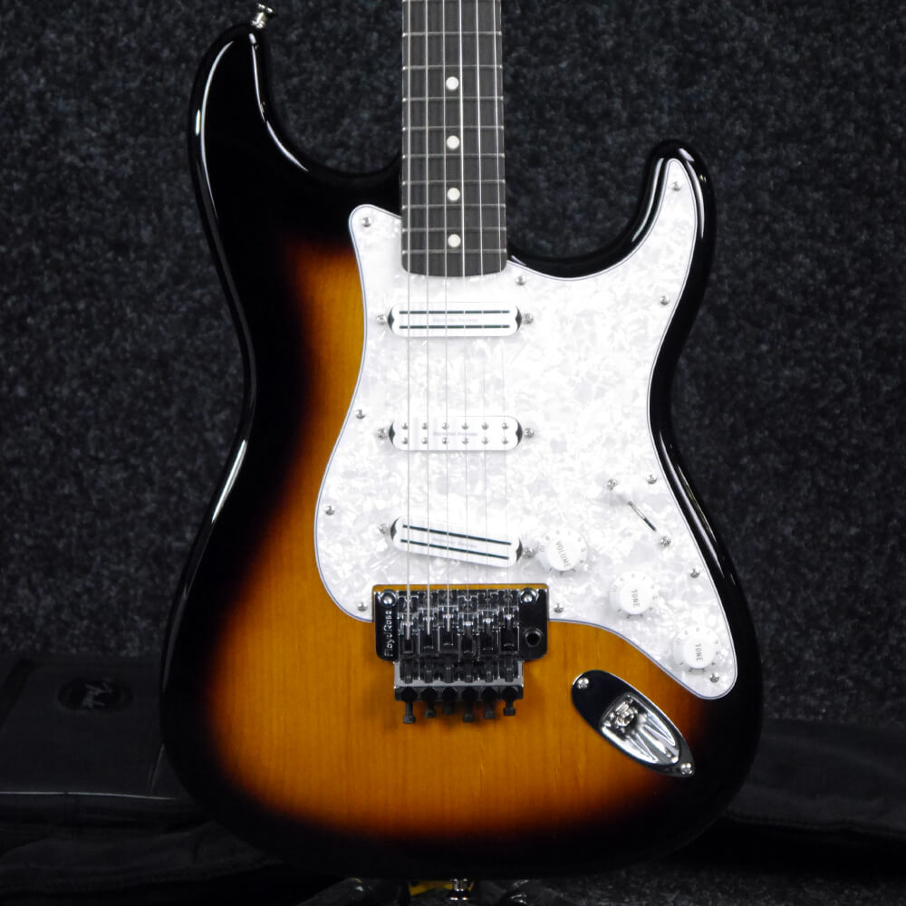 Fender Dave Murray Mexican Stratocaster - Sunburst w/Gig Bag - 2nd Hand