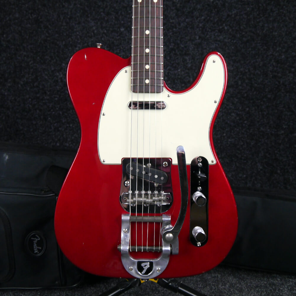 Second Hand Fender Telecaster Electric Guitars Rich Tone
