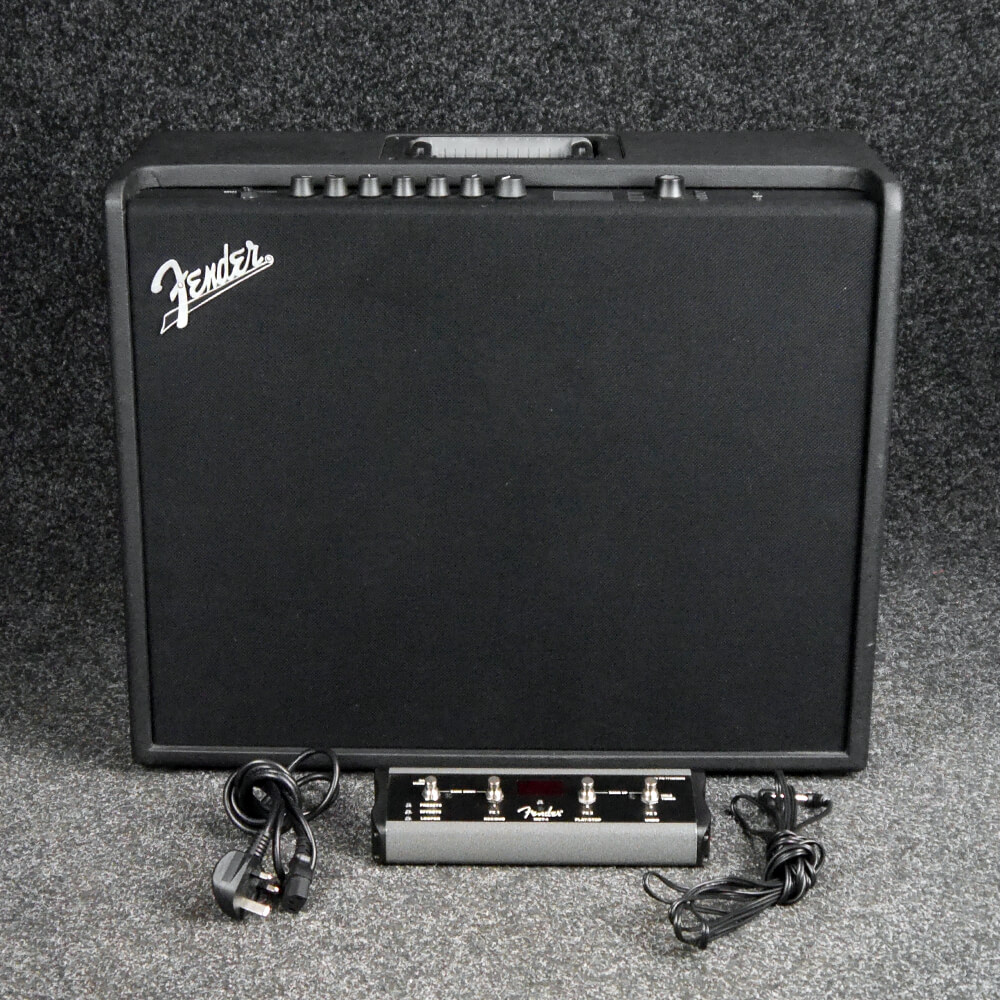 Fender Mustang GT200 Combo Amp - 2nd Hand
