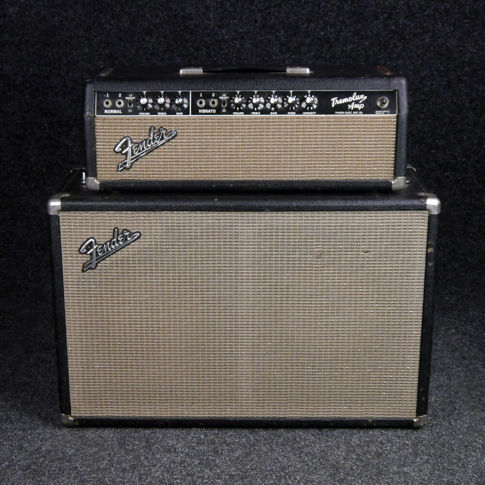 Fender Original 1964 Tremolux Amp Head & Cab - 2nd Hand **COLLECTION ONLY**