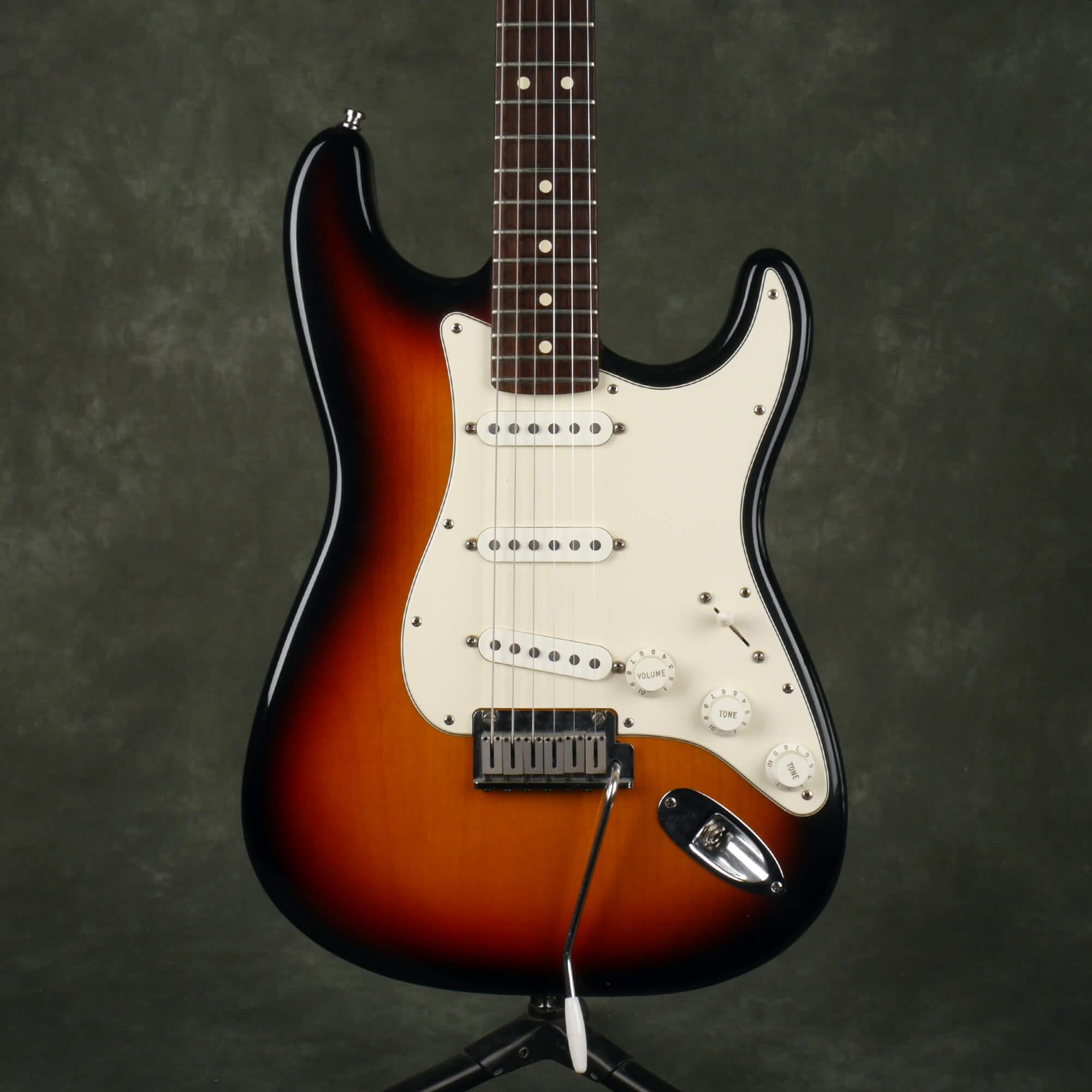 Fender American Standard Stratocaster - Sunburst - 2nd Hand