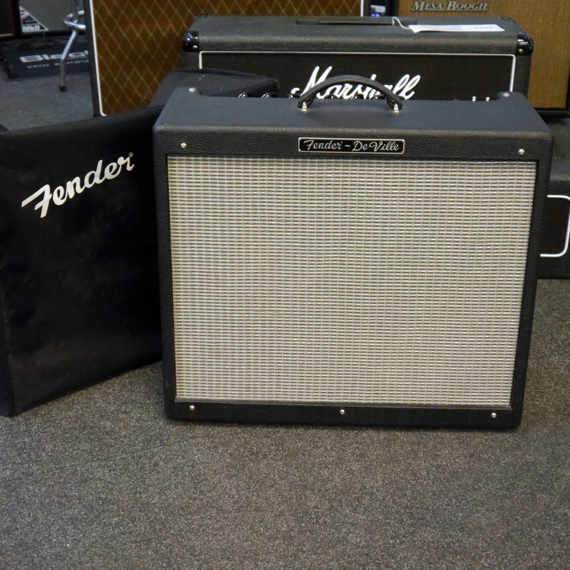 Fender Hot Rod Deville 212 Combo Amp w/Cover - 2nd Hand **COLLECTION ONLY**