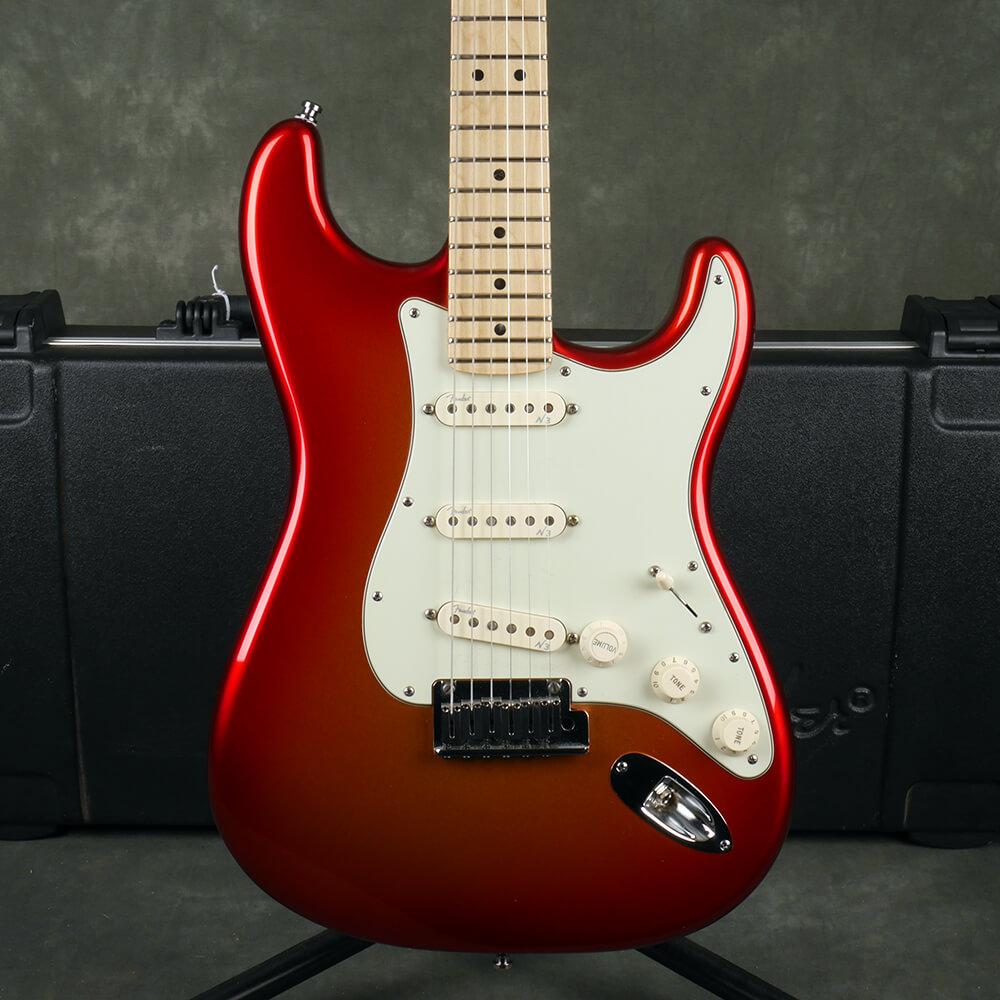 Fender American Elite Stratocaster - Autumn Mist Metallic w/Hard Case - 2nd Hand