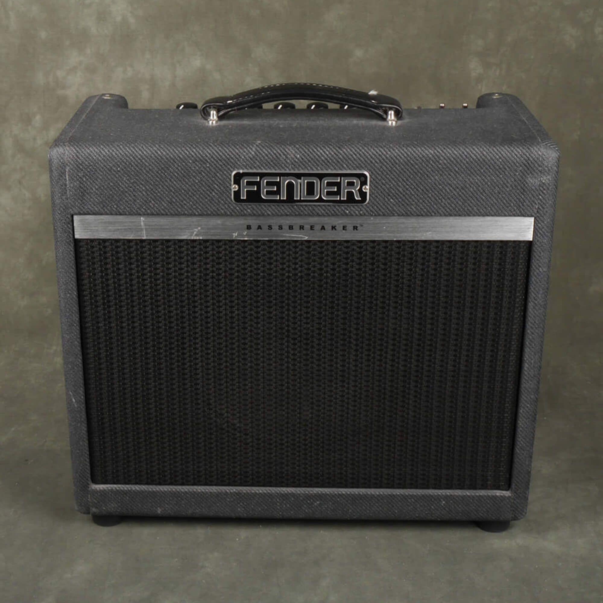 Fender Bassbreaker 15 Combo Amp - 2nd Hand **UK SHIPPING ONLY**