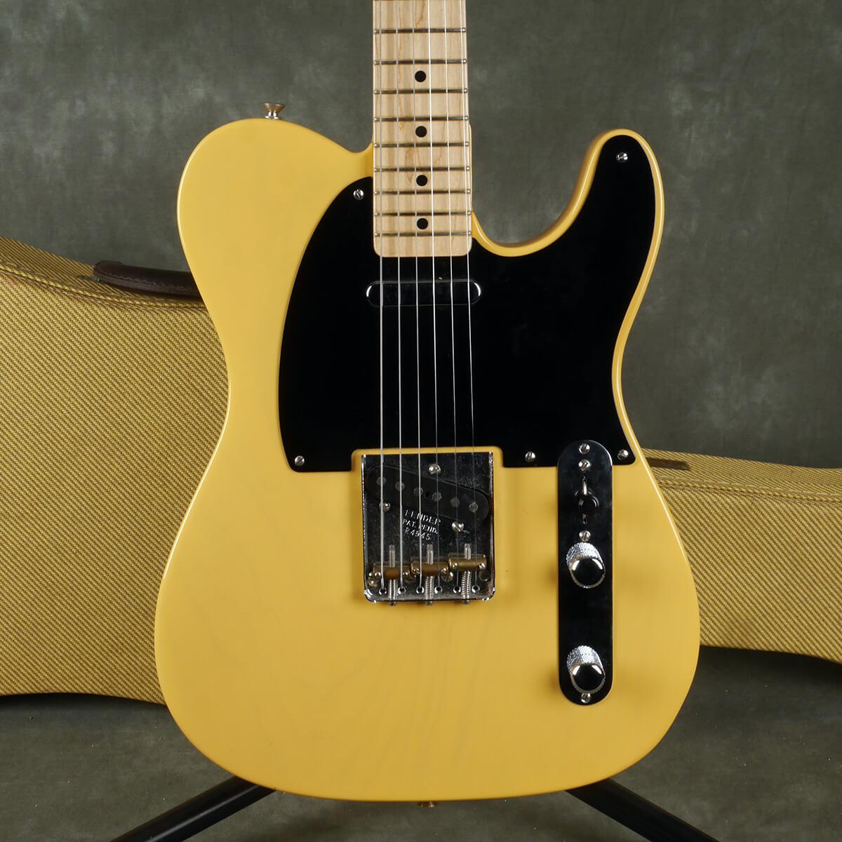 Fender Custom Shop 51 Nocaster NOS - Butterscotch Blonde w/Hard Case - 2nd Hand