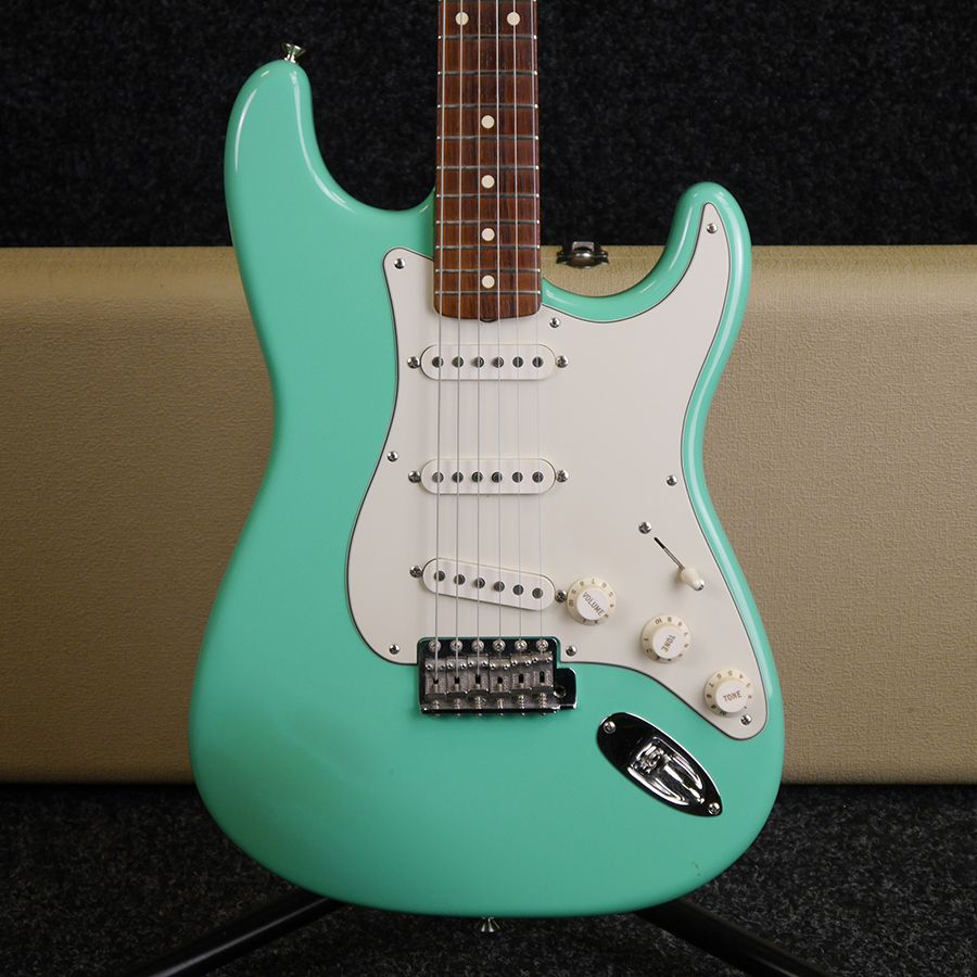 0d4aad73a150 Fender Custom Shop 1959 Stratocaster - Sea Foam Green w .