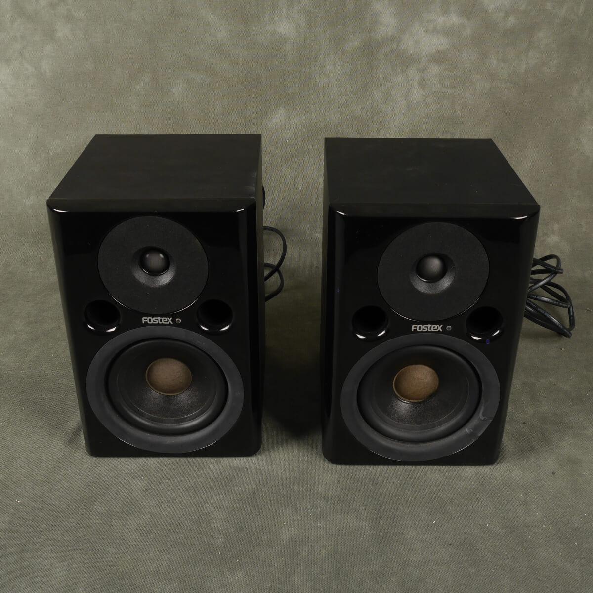 Fostex PMO.4N Powered Monitors - 2nd Hand