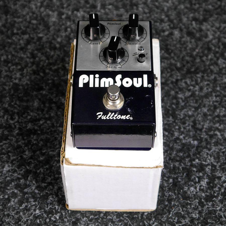 Fulltone PlimSoul FX Pedal w/ Box - 2nd Hand