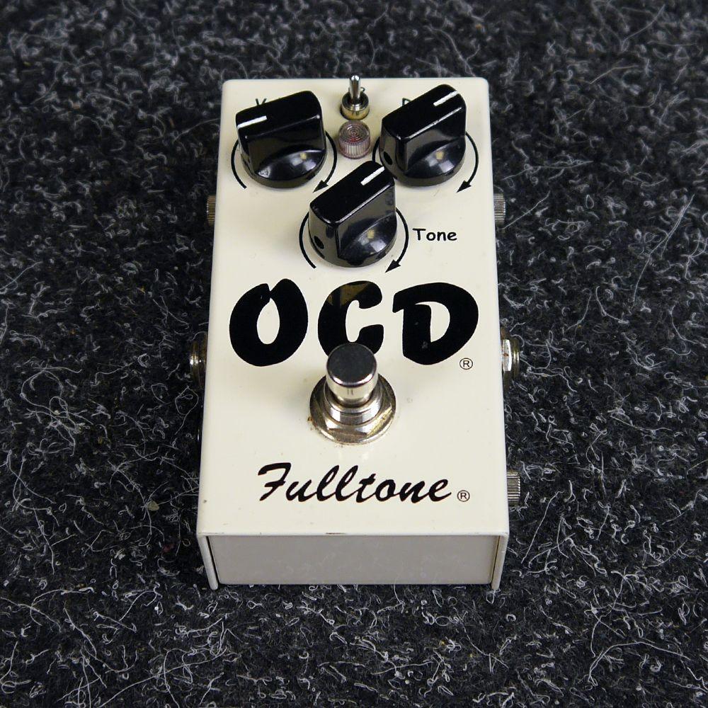 Fulltone OCD Obsessive Compulsive Drive FX Pedal - 2nd Hand