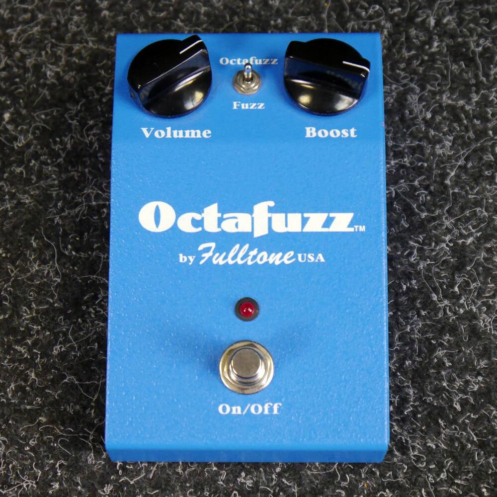 Fulltone OF-2 Octafuzz FX Pedal - 2nd Hand