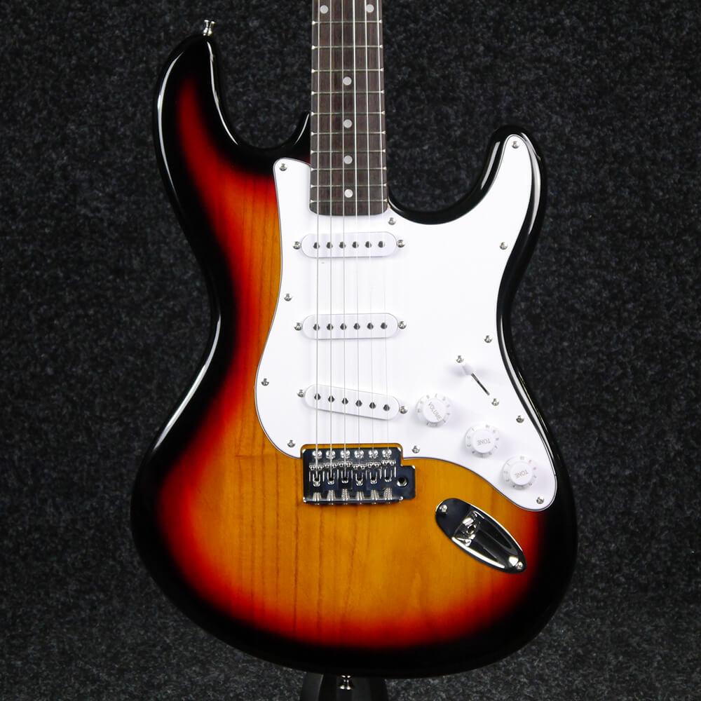 second hand g4m electric guitars rich tone music. Black Bedroom Furniture Sets. Home Design Ideas