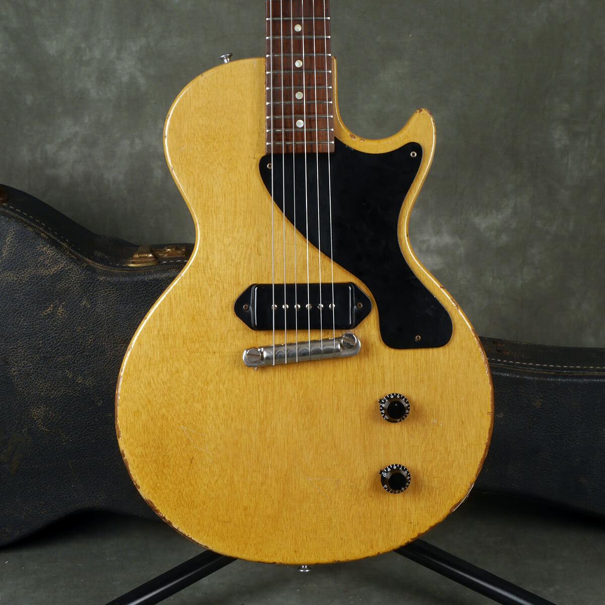 Gibson 1955 Original Les Paul Junior - TV Yellow w/Hard Case - 2nd Hand