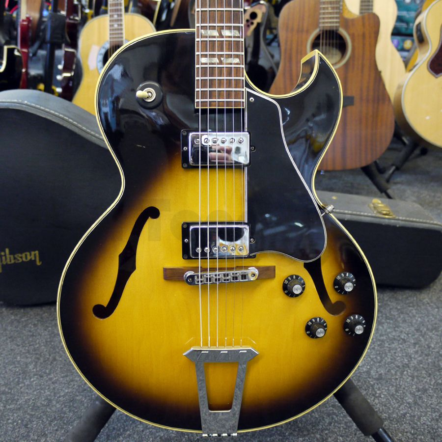 Gibson 1978 ES-175 - Sunburst w/ Original Case - 2nd Hand