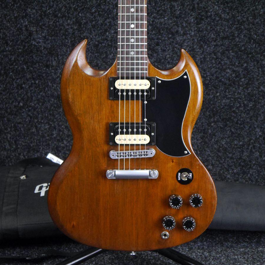 Gibson 2014 SGJ - Brown w/ Gig Bag - 2nd Hand