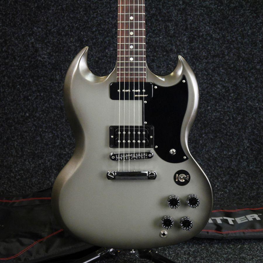 Gibson SG Futura - Champagne w/ Gig Bag - 2nd Hand