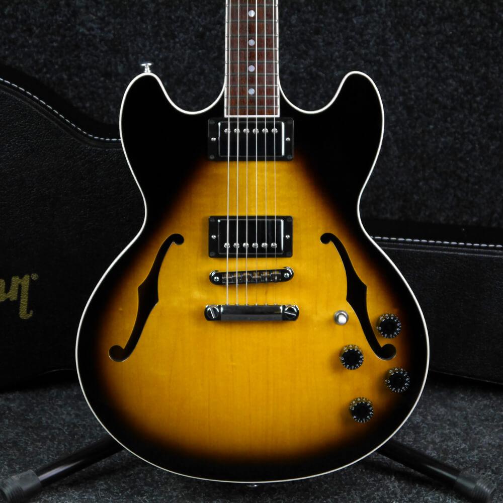 Gibson Midtown Standard - Vintage Sunburst w/Hard Case - 2nd Hand