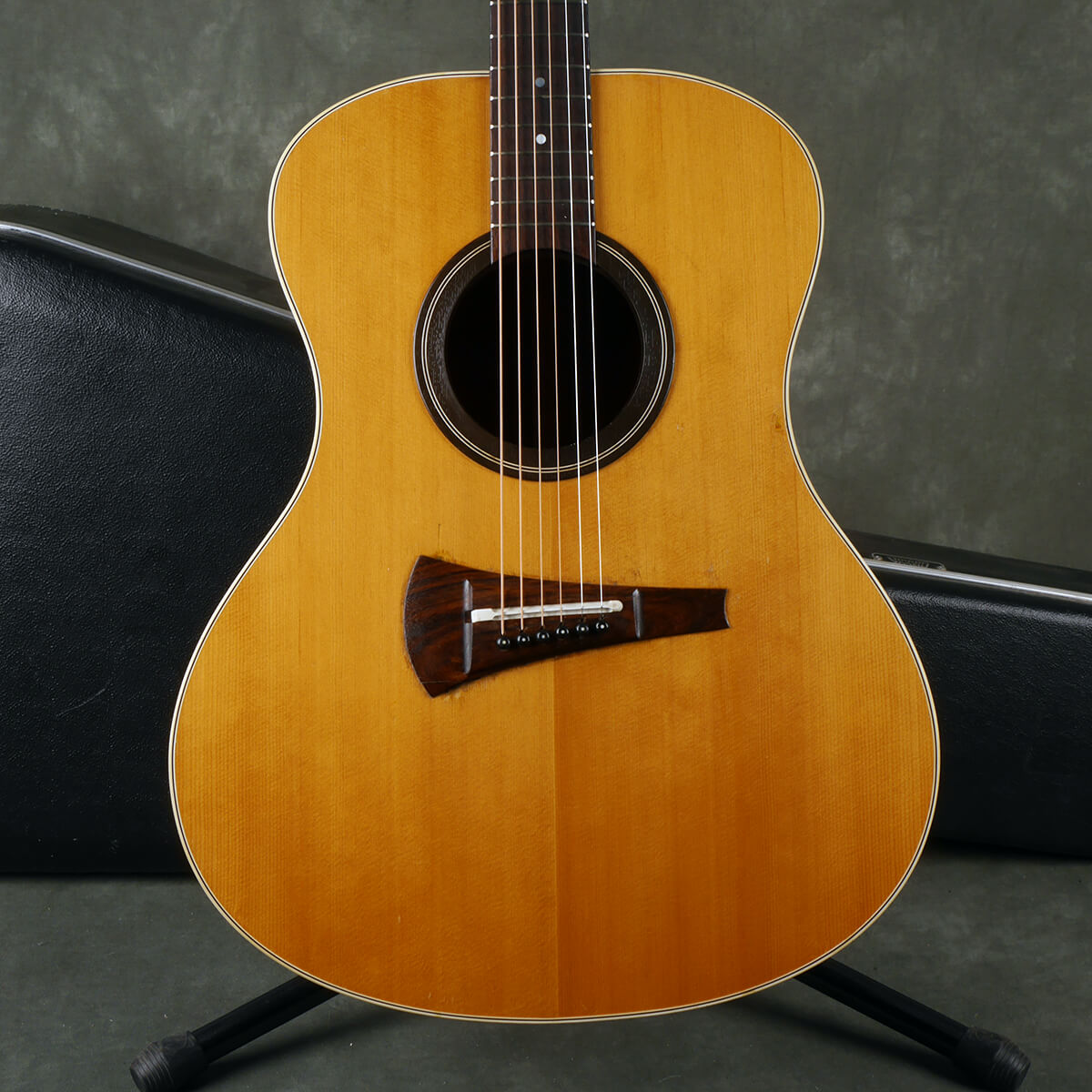Gibson 1976 MK-35 Acoustic Guitar - Natural w/Hard Case - 2nd Hand