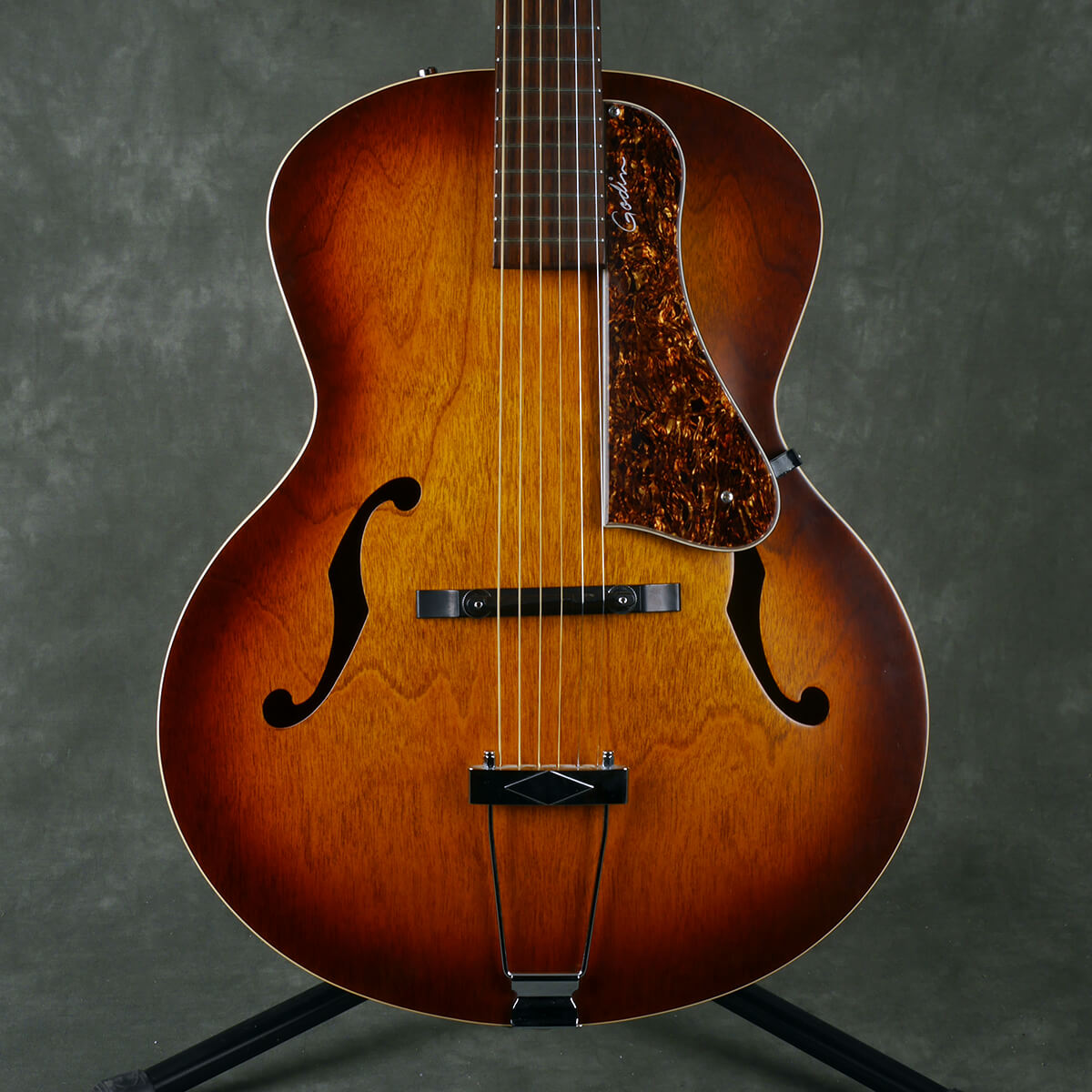Godin 5th Avenue Ave Archtop - Vintage Sunburst - 2nd Hand