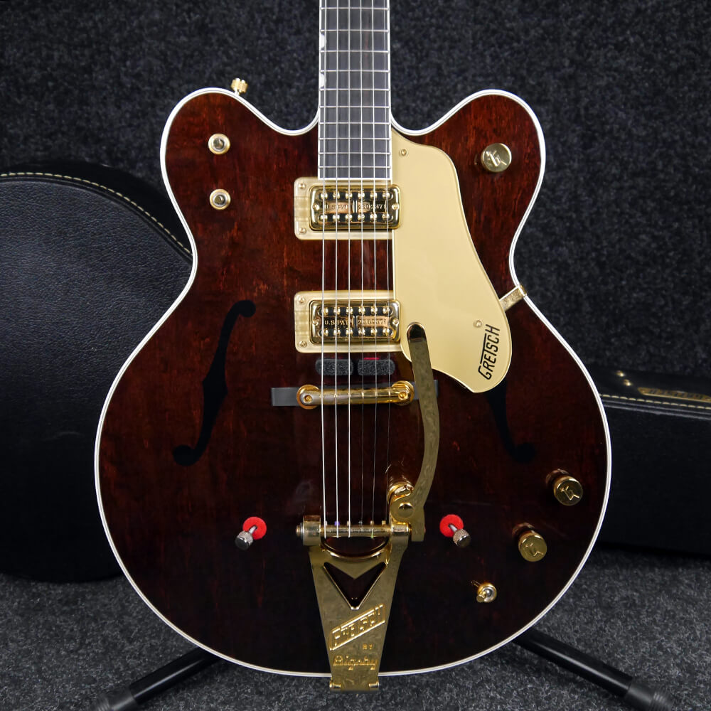 Gretsch G6122-1962 Chet Atkins Country Gentleman - Walnut w/Case - 2nd Hand