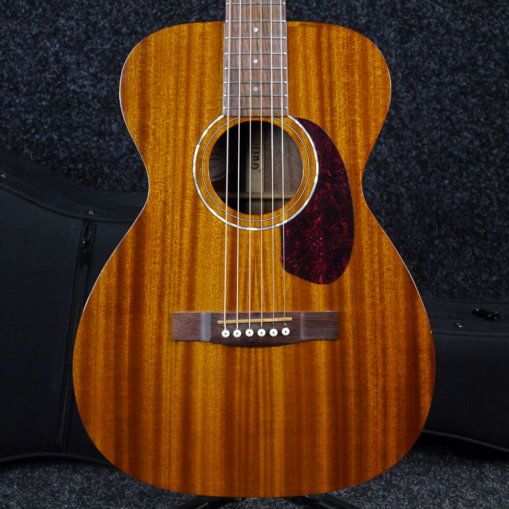 Guild M 120 Westerly Concert Acoustic - Natural w/Hard Case - 2nd Hand