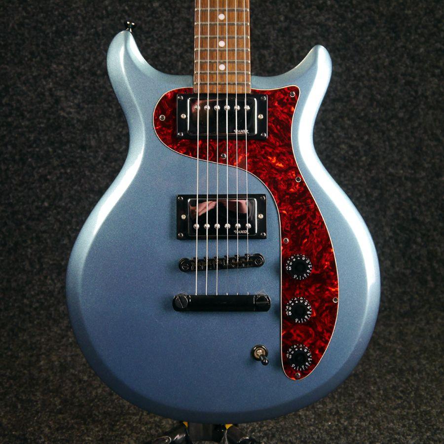 Hamer XT Series Electric Guitar - Blue - 2nd Hand