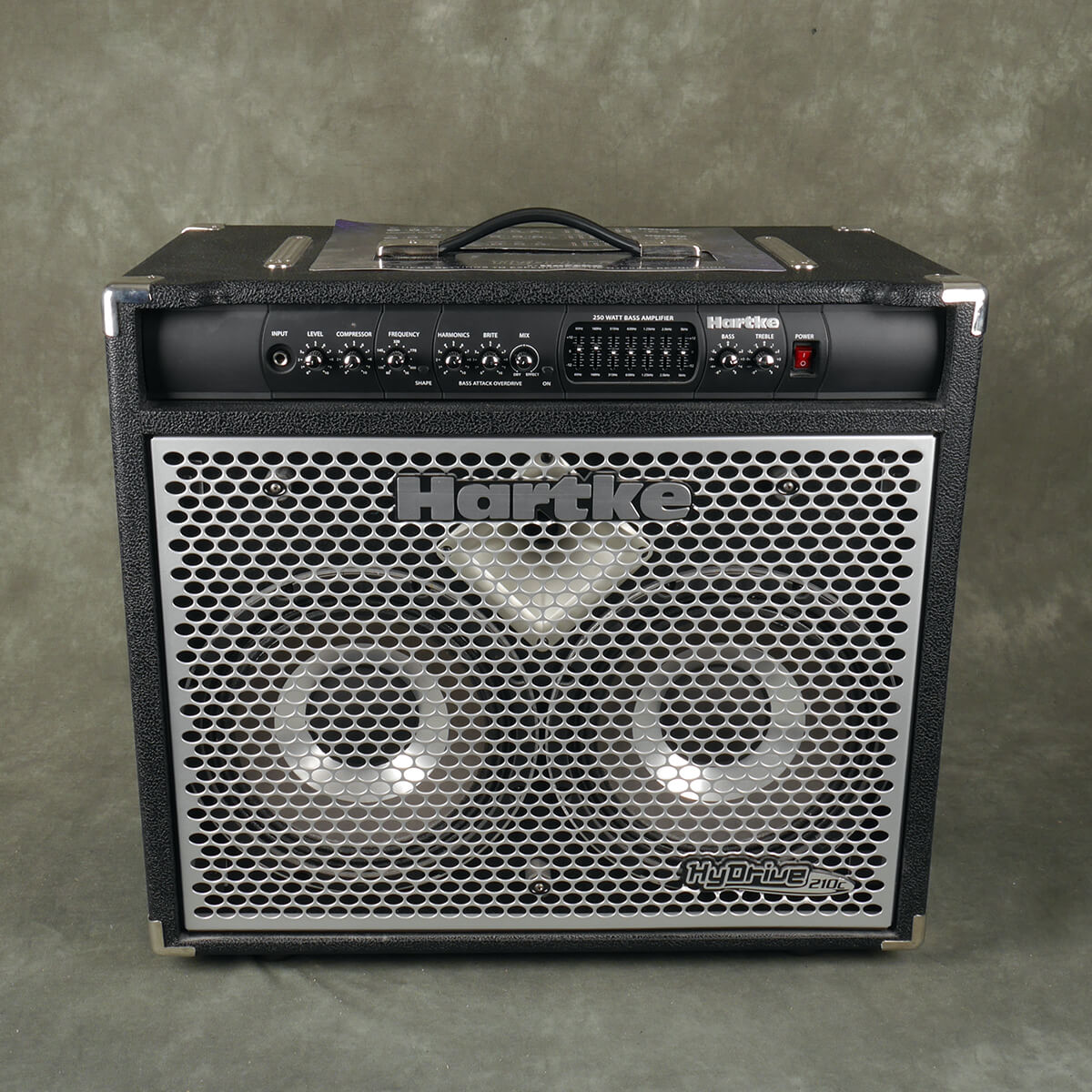 Hartke Hydrive 210C Bass Combo Amplifier - 2nd Hand **COLLECTION ONLY**