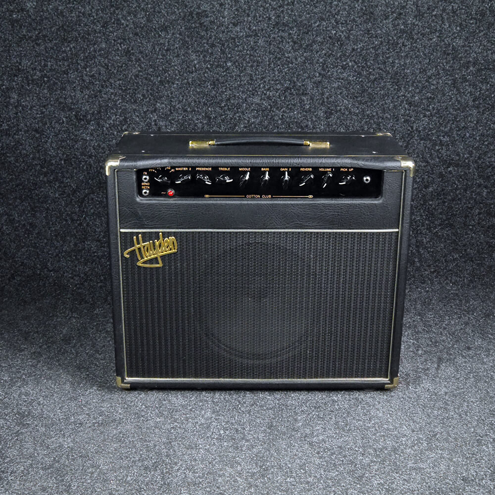 Hayden Cotton Club 1 x 12 Combo Amp - 2nd Hand **COLLECTION ONLY**