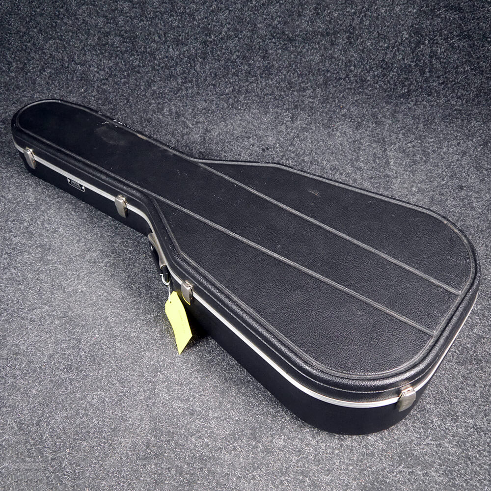 hiscox acoustic guitar hard case 2nd hand rich tone music. Black Bedroom Furniture Sets. Home Design Ideas