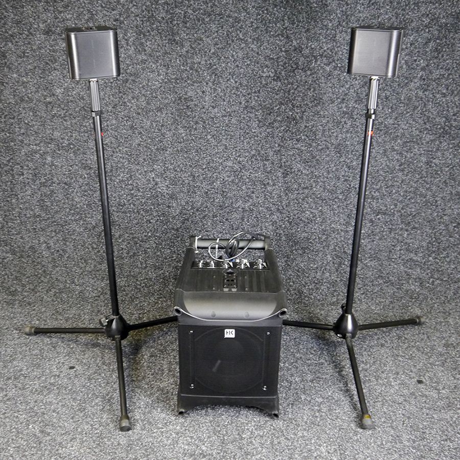 Second Hand Hk Audio Pa Systems Rich Tone Music