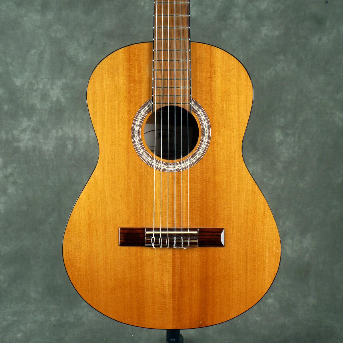 Hofner HA204 3/4 Classical Guitar - Natural - 2nd Hand