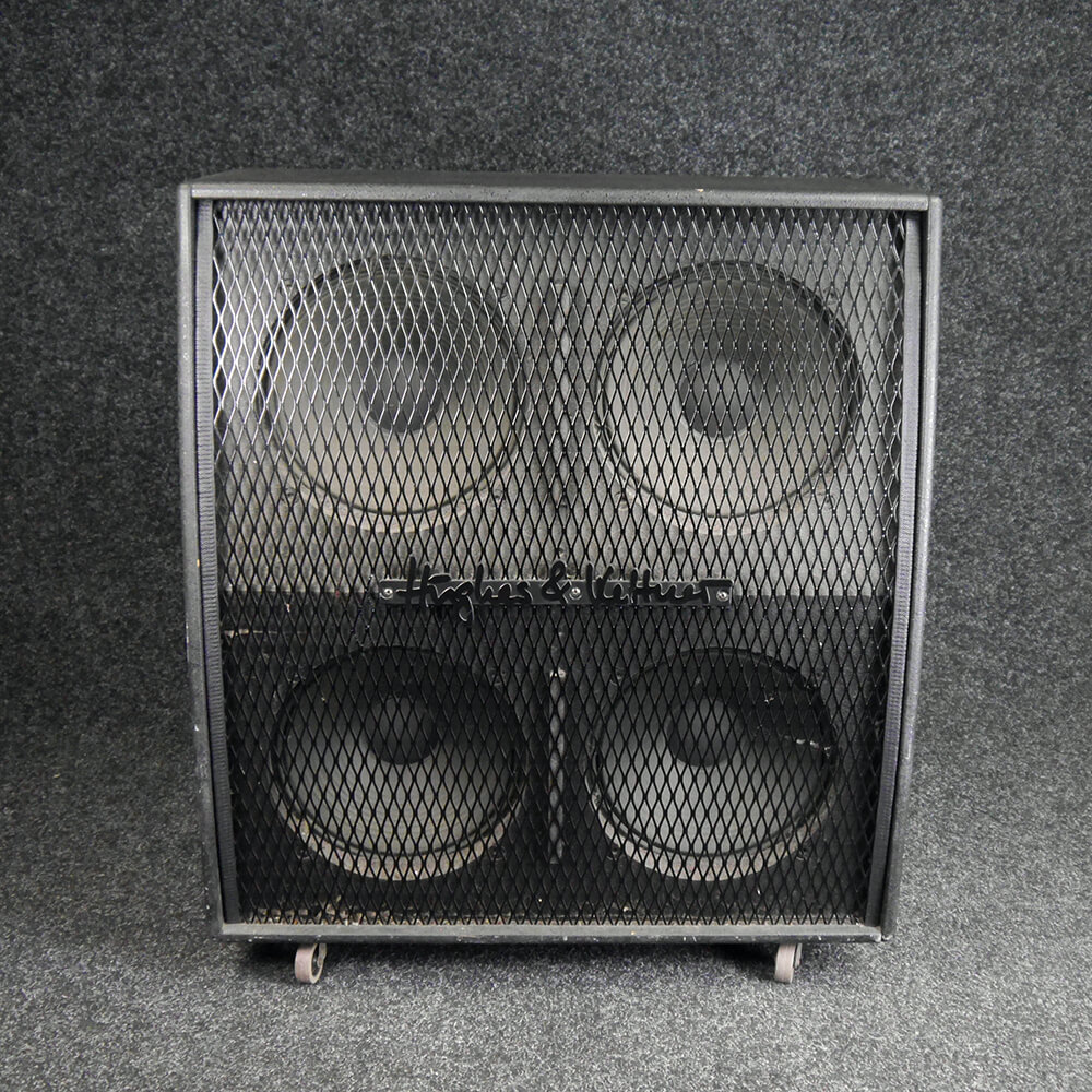 Hughes and Kettner Warp 4 x 12 Cabinet - 2nd Hand - 2nd Hand **COLLECTION ONLY**