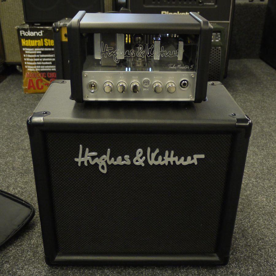 hughes kettner tm5 amp head w tm110 amplifier 2nd hand rich tone music. Black Bedroom Furniture Sets. Home Design Ideas