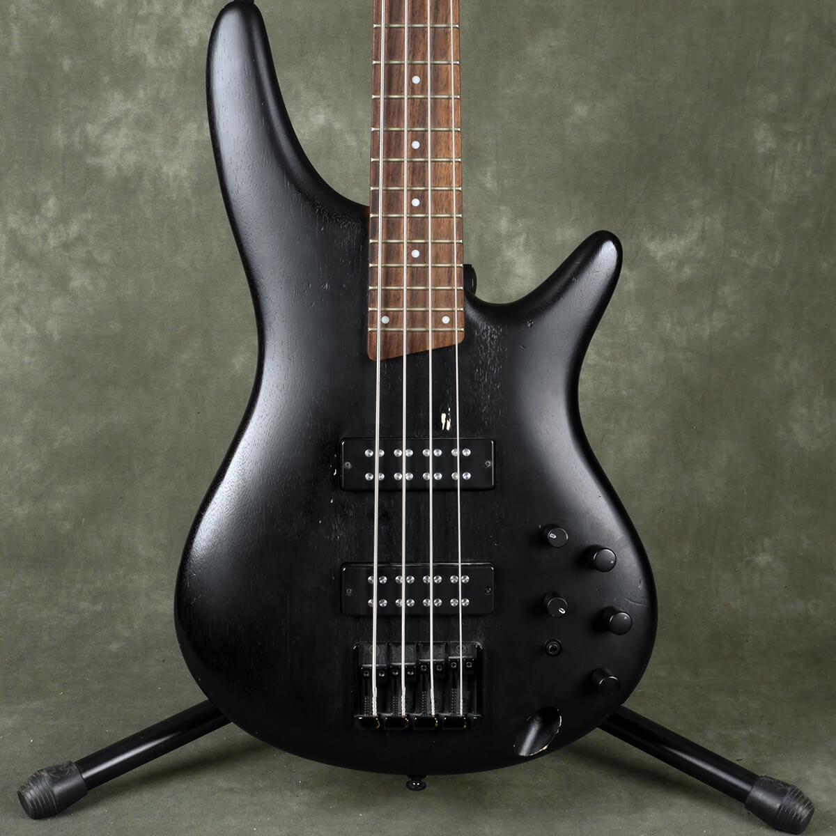 Ibanez SR300 EB Bass Guitar - Black - 2nd Hand