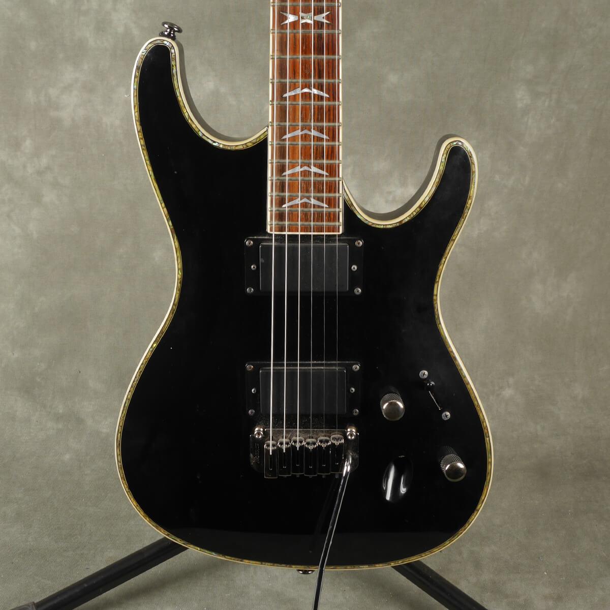 Ibanez SAS32EX-BK Electric Guitar - Black - 2nd Hand