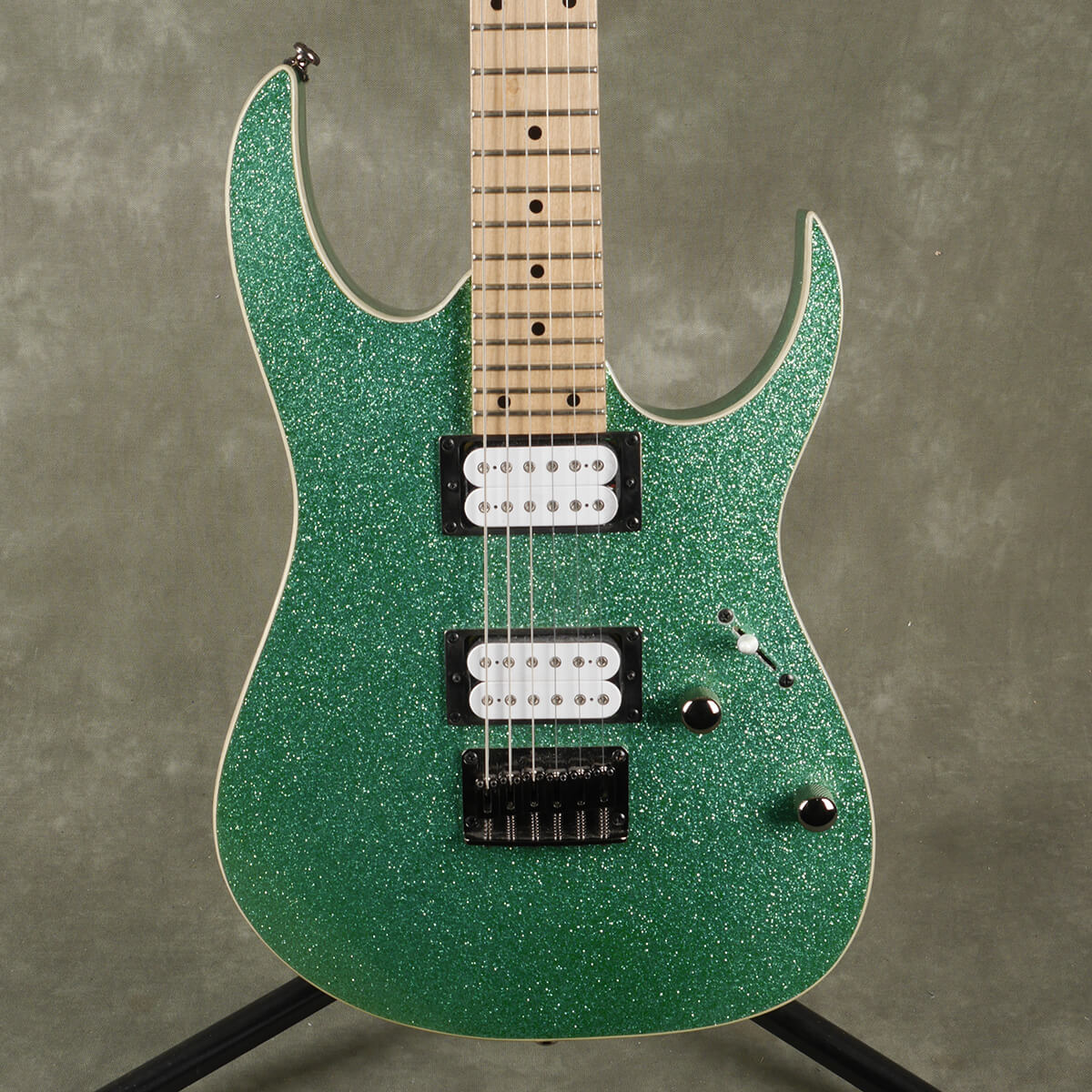 Ibanez RG421MSP - Turquoise Sparkle - 2nd Hand